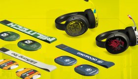 Cyberpunk 2077 SteelSeries headsets