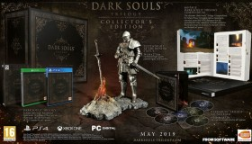Dark Souls Trilogy Collector's Edition στην Ευρώπη