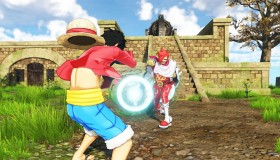 One Piece: World Seeker gameplay video