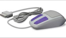 SNES mouse