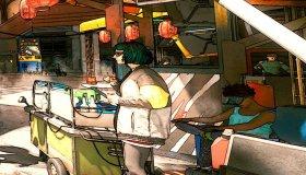 Ένας modder έκανε το Cyberpunk 2077 να θυμίζει Borderlands
