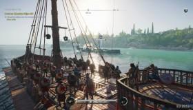Οι ναυμαχίες στο Assassin's Creed Odyssey