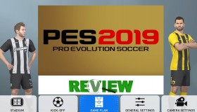 Pro Evolution Soccer 2019 video review