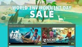Steam World Environmental Sale