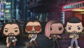 Cyberpunk 2077: Φιγούρες Funko Pop με τον Keanu Reeves