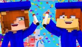 Minecraft: Φοιτητές δημιουργούν την δική τους τελετή αποφοίτησης λόγω του κορωνοϊού