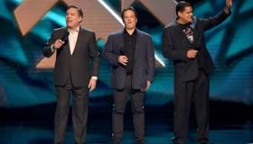 Microsoft, Sony και Nintendo εμφανίστηκαν μαζί στα The Game Awards