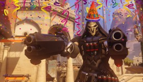 Overwatch 2018 Anniversary Event