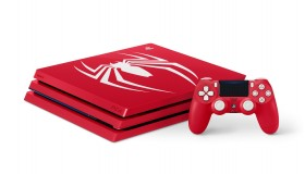 Spider-Man PS4 και PS4 Pro Limited Edition Bundles