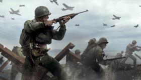 UK Charts: 13-19/11/2017: Call of Duty WW2 ξανά