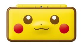 New Nintendo 2DS XL Pikachu Edition και Great Detective Pikachu