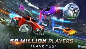 50 εκατομμύρια παίκτες για το Rocket League