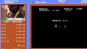 Speedrunner έκανε παγκόσμιο ρεκόρ στο Super Mario Bros. παίζοντας με το ένα χέρι