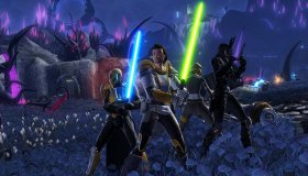 To Star Wars: The Old Republic έγινε free-to-play και στο Steam