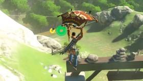 Ο CJ του GTA και ο Geralt του The Witcher 3 στο Zelda