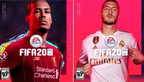 Τα τρία εξώφυλλα του FIFA 20