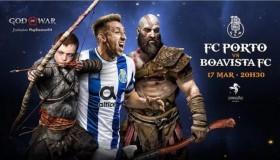 Το God of War χορηγός της Porto