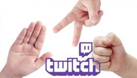 Τουρνουά πέτρα-ψαλίδι-χαρτί στο Twitch