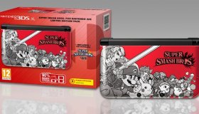 Super Smash Bros. 3DS XL