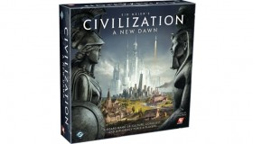 Sid Meier's Civilization: A New Dawn board game