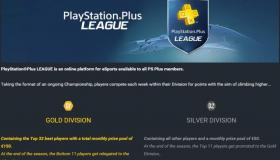 PlayStation Plus League