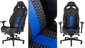 Corsair T2 Road Warrior και T1 Race 2018 gaming chairs