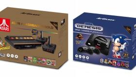 Ataribox και Sega Genesis Flashback: Ημερομηνία κυκλοφορίας