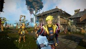 To παλιό και το νέο RuneScape στο Steam
