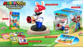 Mario+Rabbids Kingdom Battle Collector's Edition