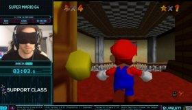Speedrunner τερμάτισε το Super Mario 64 σε 39' με κλειστά μάτια