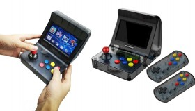 A8 Retro Arcade Game Console Gaming Machine
