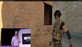 Beyond: Two Souls: E3 2013 gameplay video