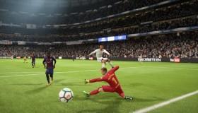 FIFA 18 patch που διορθώνει τα γκολ από την σέντρα