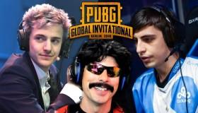 Φιλανθρωπικό τουρνουά PlayerUnknown's Battlegrounds