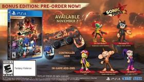 Sonic Forces: Ημερομηνία κυκλοφορίας και Bonus έκδοση
