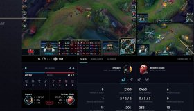 League of Legends Pro View mode