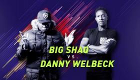 Fifa 18: Ο Danny Welbeck της Άρσεναλ εναντίον του ράπερ Big Shaq