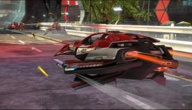 WipEout Omega Collection gameplay video