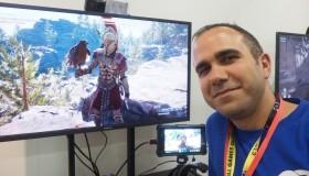 Παίζουμε το Assassin's Creed Odyssey στην Gamescom