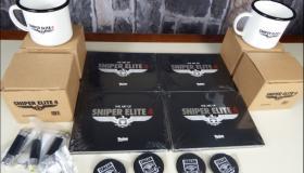 Διαγωνισμός Sniper Elite 4