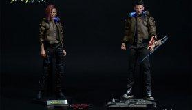 Cyberpunk 2077: Η φιγούρα του/της V