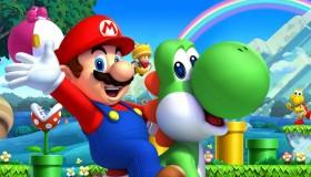 New Super Mario Bros. U Deluxe στο Switch