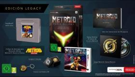 Metroid: Samus Returns Legacy Collectror's Edition