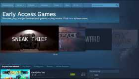 Steam: Επανασχεδιασμός του store