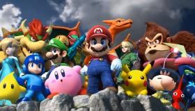 Super Smash Bros. στο Switch