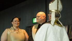 Ζευγάρι παντρεύτηκε με θεματολογία EVE Online
