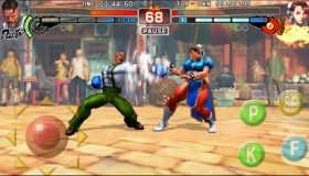 Street Fighter IV: Champion Edition στο iOS