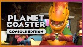 Το Planet Coaster έρχεται στις κονσόλες