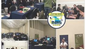6ο Global Game Jam - Athens 2018
