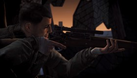Sniper Elite 5 και Sniper Elite V2 Remastered